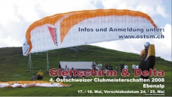Ostschweizer Clubmeisterschaft 2008