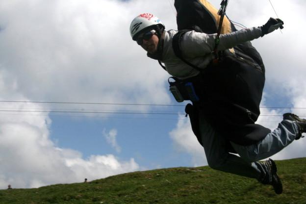 Michi Sigel airborne OGO Task 1
